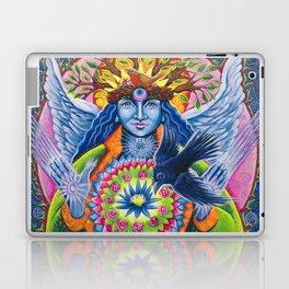 Estrella de la Luz - Angel of New Beginnings Laptop & iPad Skin