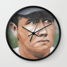 babe ruth Wall Clock