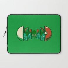 Poketryoshka - Grass Type Laptop Sleeve