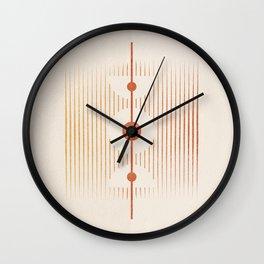 Rising Moon | 4 Wall Clock