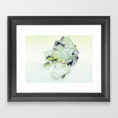 [MEMORY-DISTANCE] Framed Art Print