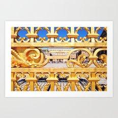 Château de Versailles Art Print