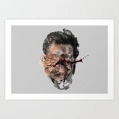 From my heart i wish you melt Art Print