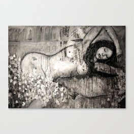 woman Canvas Print