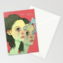 Only I Know Myself Stationery Cards
