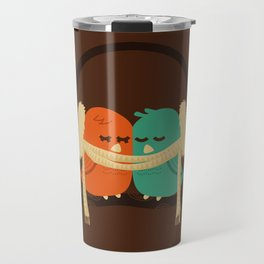 Baby It's Cold Outside Travel Mug