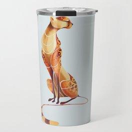 Cheetah 1 Travel Mug