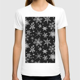 Snow Flakes 07 T-shirt