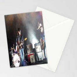 Arctic Monkeys in Brooklyn, New York Stationery Cards