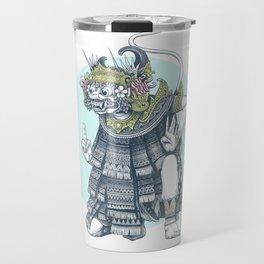 BALINESE HANOMAN Travel Mug
