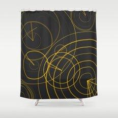 the inner works 3 Shower Curtain