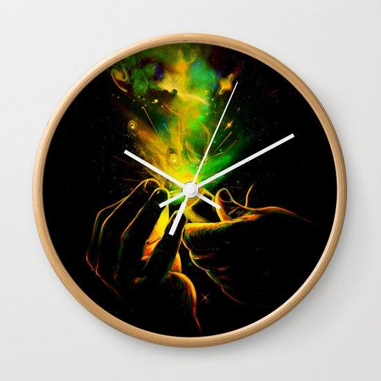 Light It Up! Wall Clock
