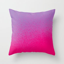 Love is Spreading - Abstract Painting Throw Pillow