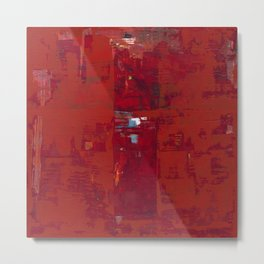 Red Solomon Metal Print