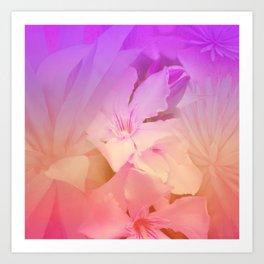 Exotic Garden Art Print