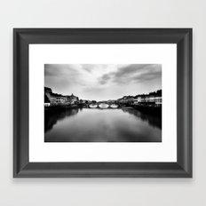 Florencia Framed Art Print
