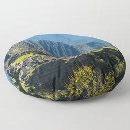 Machu Picchu Part 2 Floor Pillow
