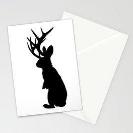 Jabberwock Jackalope Stationery Cards