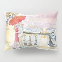 Love In The Rain Pillow Sham