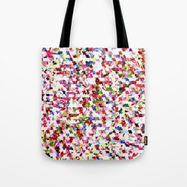 Grayson. 2. Mixed media artwork. Tote Bag