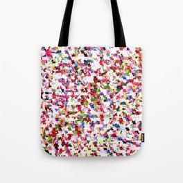 Grayson. 2. Mixed media artwork. Tote Bag