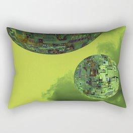Nano-Universe  10-07-16 Rectangular Pillow