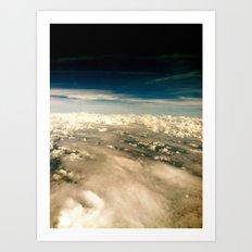 Changing World Art Print