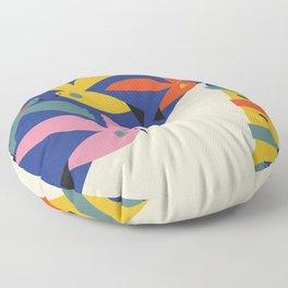 Seagull Floor Pillow