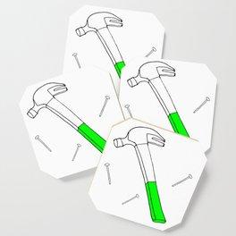 A handyman's favourite tool - DIY Coaster