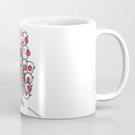 The bus Coffee Mug