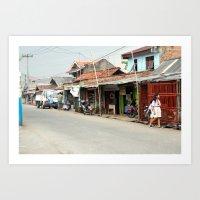 vietnam Art Prints featuring VIETNAM by ABacher