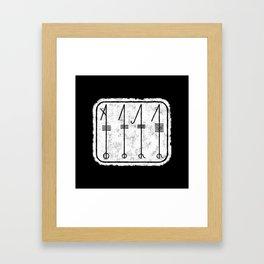 THE SVEFNTHORN Framed Art Print