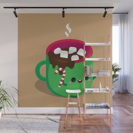 Baby Hot Chocolate Wall Mural