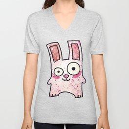Freezer Bunny Unisex V-Neck