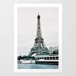 ParigiI Art Print