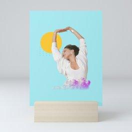 Self-love: Release Mini Art Print