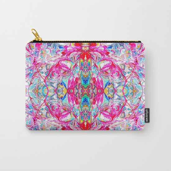 Sophisticated Psychedelic Boho II Carry-All Pouch
