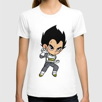 vegeta T-shirts featuring Vegeta ROF by LexieArtz