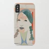 elsa iPhone & iPod Cases featuring Elsa by John Murphy