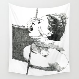 NUDEGRAFIA - 37 Rope Wall Tapestry
