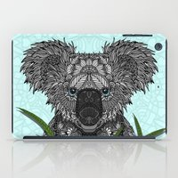 koala iPad Cases featuring Koala by ArtLovePassion