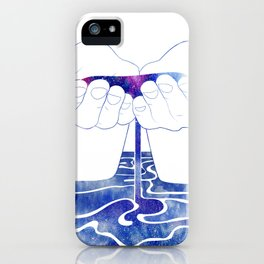 Thetis iPhone Case