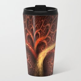 Fractal Design Tree of Life Travel Mug
