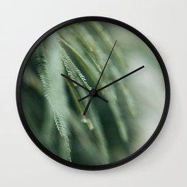 Botanical Conservatory Wall Clock