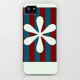 Asterisk Instant iPhone Case