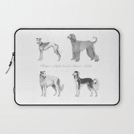 4 Hounds Laptop Sleeve
