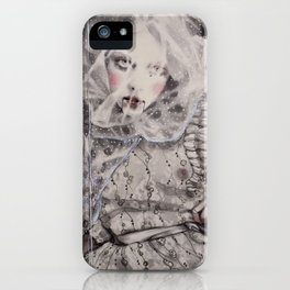 The Marionette light iPhone Case