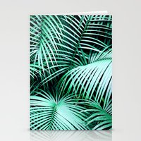 palms Stationery Cards featuring Palms by Karen Hofstetter