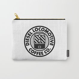Diesel Locomotive Coffee Co. Carry-All Pouch