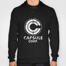Capsule Corp Vintage white Hoody